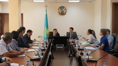 Kazakh Invest and the Ministry of Agriculture discussed the issues of attracting large investors in Kazakhstan's agriculture industry