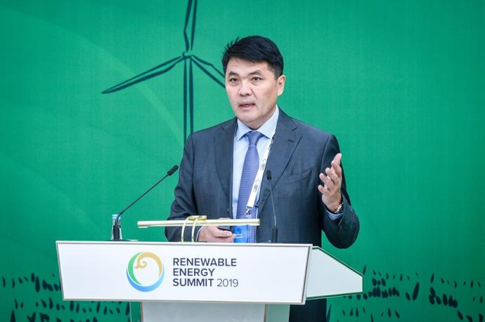 KAZAKH INVEST presented state support measures for renewable energy projects during the Renewable Energy Summit 2019